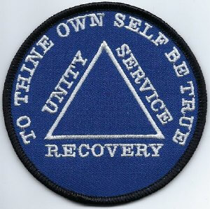 AA Triangle | Patches