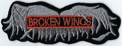 Broken Wings   Patches