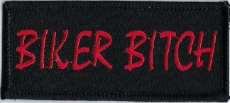 Biker Bitch | Patches