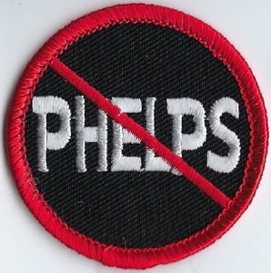 No Phelps | Patches