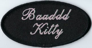 Baaddd Kitty | Patches