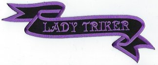 Lady Triker Ribbon