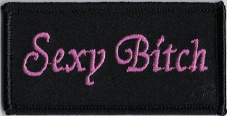 Sexy Bitch | Patches