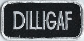 DILLIGAF | Patches
