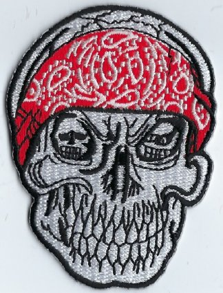 Skull Bandana | Patches