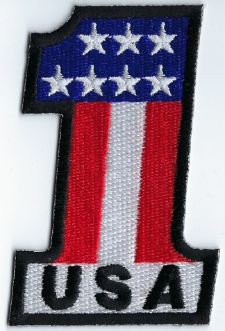 #1 USA | Patches