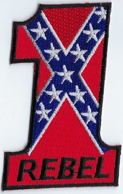 #1 Rebel | Patches