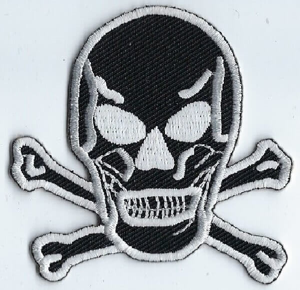 Skull and Cross Bones | Patches