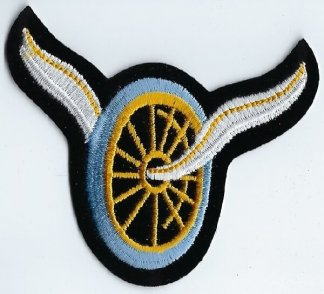 Winged Wheel | Patches