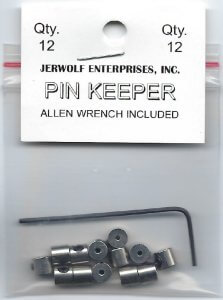 12 Pin Locks W/ Allen Wrench | Jewelry