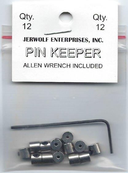 12 Pin Locks W/ Allen Wrench | Jewelry