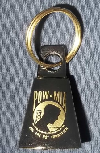POW/MIA Motorcycle Bell | Motorcycle Accessories