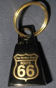 Route 66 Motorcycle Bell | Motorcycle Accessories