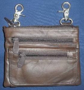 Ladies Belt Clip Bag W/Shoulder Strap   Clothing