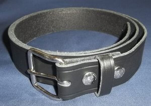 Leather Belt | Clothing