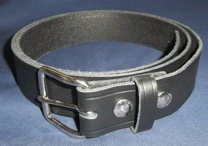 Leather Belt   Clothing