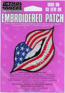 Lips USA | Patches