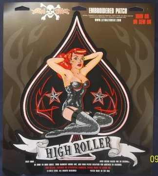 High Roller | Patches