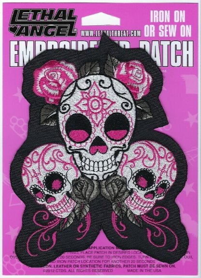 Sugar Skulls | Patches
