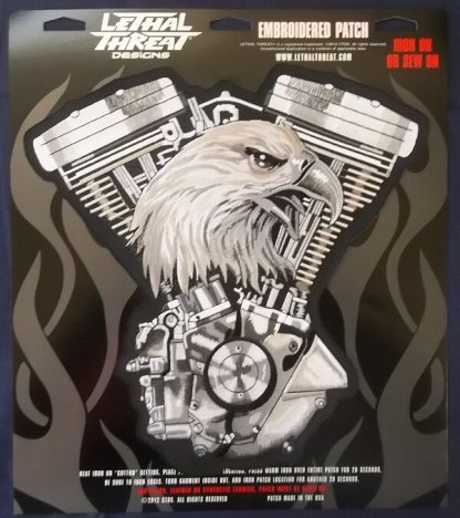 V-Twin Eagle Engine | Patches