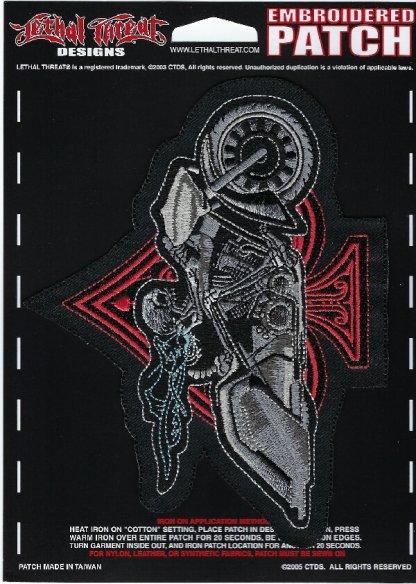 Ace Bagger Biker | Patches