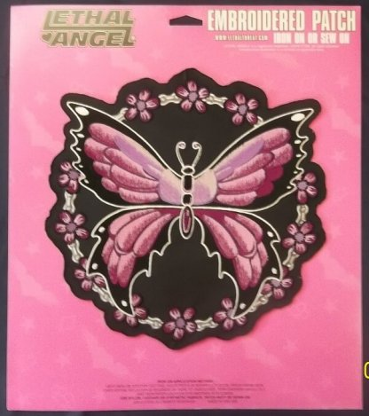 Butterfly Chain | Patches