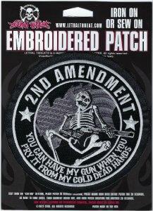 Second Amendment | Patches