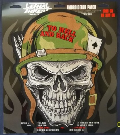 Army Skull | Patches