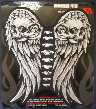 Skull Wings | Patches