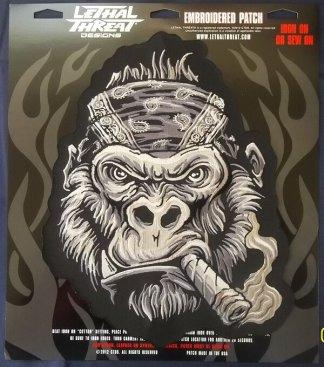 Bandana Gorilla | Patches