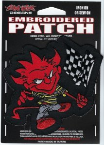 Devil Flag | Patches