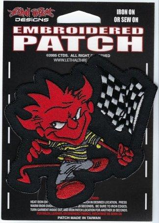 Devil Flag | Patches