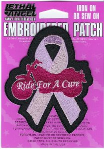 Ride For A Cure | Patches