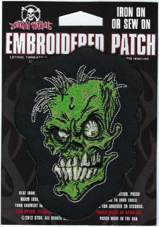 Zombie Head | Patches
