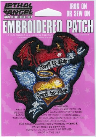 Devil Angel Heart | Patches
