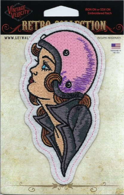 Biker Girl | Patches