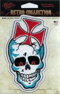 Skull Cross | Patches