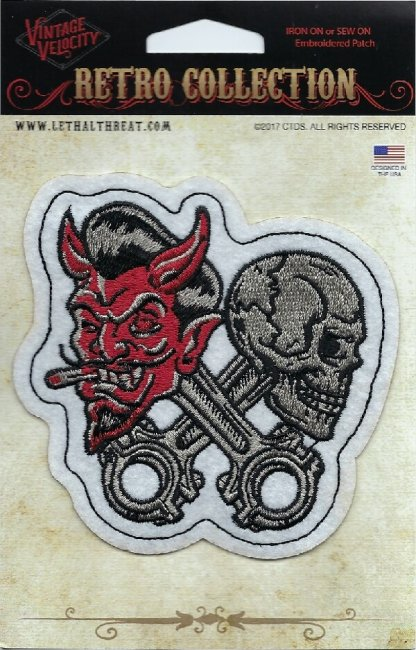 Raising Hell | Patches