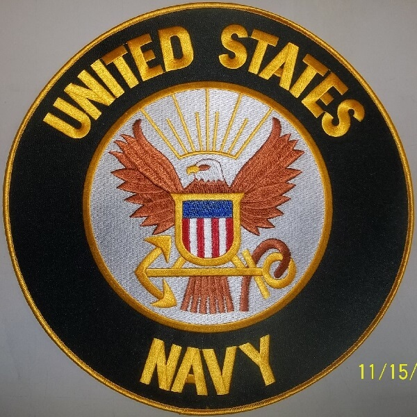 United States Navy Emblem Better Stuff 4 Bikers